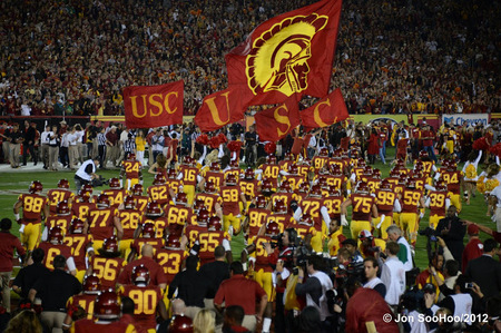 Usc Trojan Football Socal Sports Chronicles