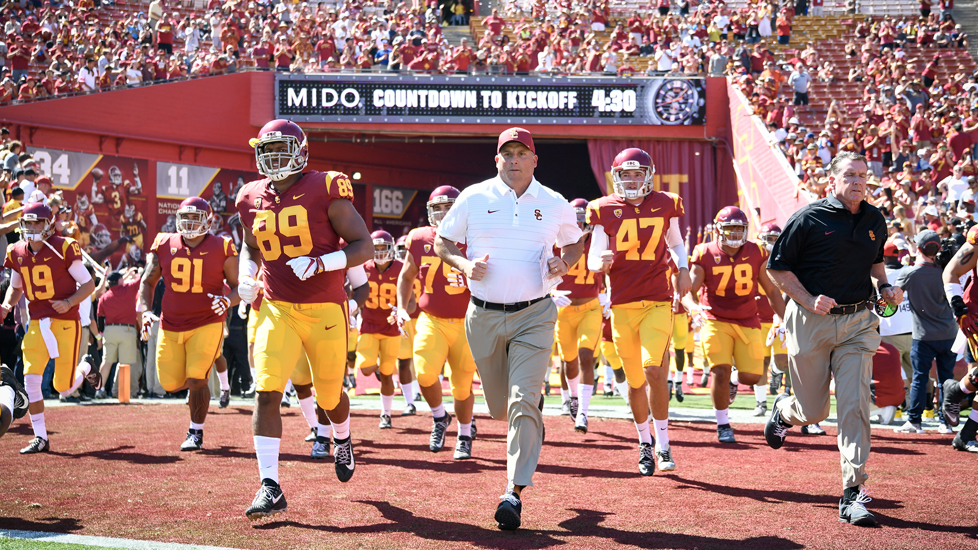 Usc Trojans Football Our 2019 Season Preview Socal Sports
